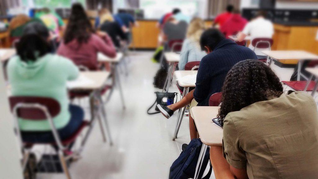 Kouluissa ilmanvaihto on tehokasta, kesällä se aiheuttaa kosteuskuormaa